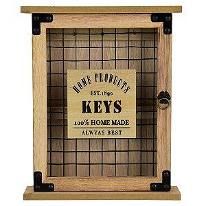 Porta Chaves Madeira Basic Keys