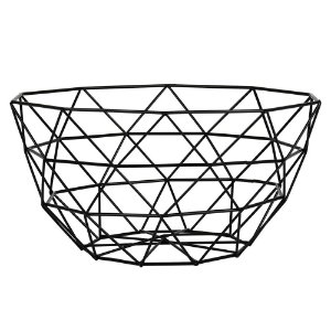 Cesta de Metal Basic Triangle