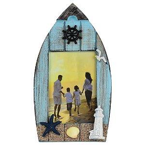 Porta Retrato Barco Náutico