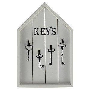 Porta Chaves Keys House