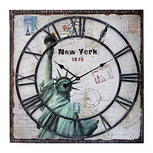 Relógio Estátua da Liberdade