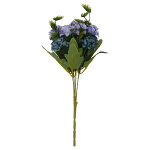 Flor Artificial Hortência Mod. 2