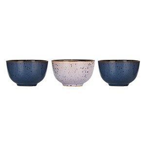 Jogo c/3 Mini Bowls