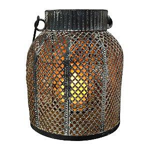 Lanterna  Rústica Indiana