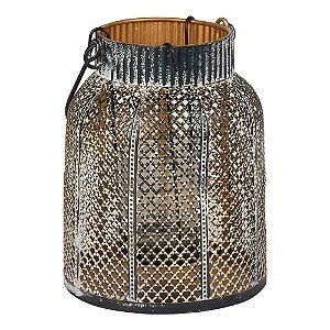 Lanterna  Rústica Indiana Grande