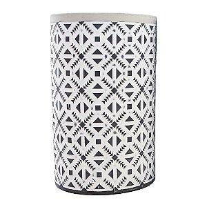 Vaso Havana Escuro em Cerâmica