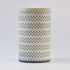 Vaso Havana Pontilhado em Cerâmica