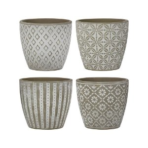 Conjunto de Vasos Viena Jogo C/4 peças
