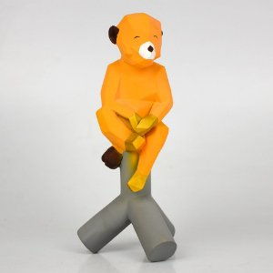 Enfeite Macaco No Galho G