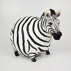 Zebra Bolinha Direita