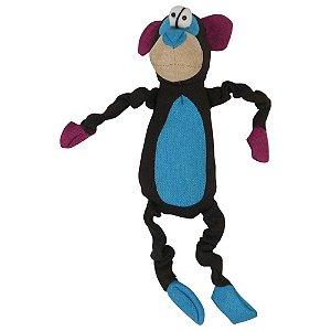 Brinquedo Macaco de Lona PS-42