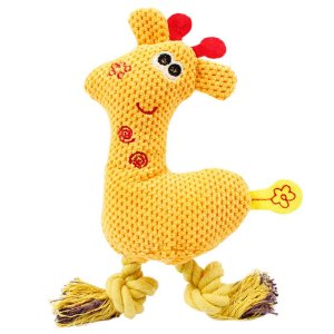 Brinquedo girafa
