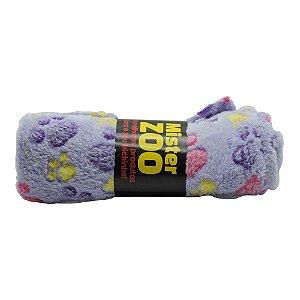 Cobertor plush patas