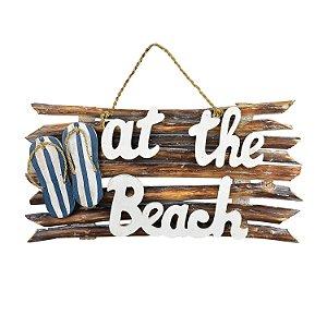 Placa At The Beach