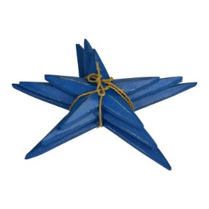 Estrela do Mar Decor Mesa Azul