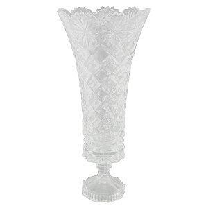 Vaso Transparente de Vidro