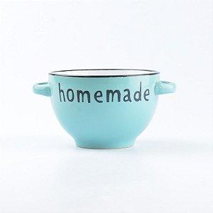 """Bowl Colors """"Homemade"""" em Cerâmica"""