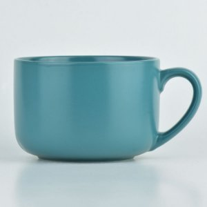 Bowl Caneca Verde em Cerâmica
