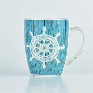 Caneca Nautica Timão em Cerâmica