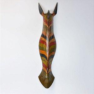 Máscara Decor Zebra Color G