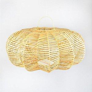 Lustre Fibra de Bambu 1