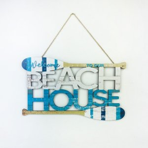 Placa Beach House Remos