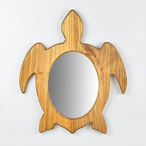 Espelho Tartaruga Marrom