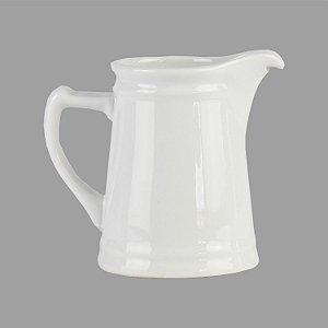 Leiteira Charming Branca de Porcelana P