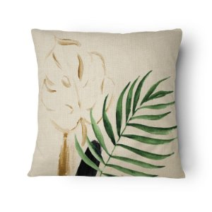 Almofada Folha Palmeira