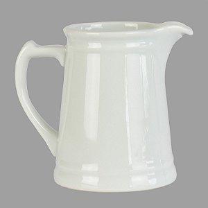 Leiteira Charming Branca de Porcelana M