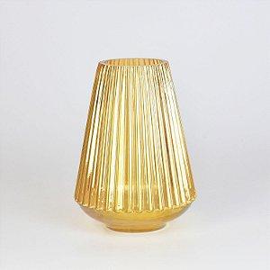 Vaso Gold Lines M