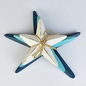 Enfeite Estrela do Mar Tom Pastel