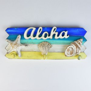 Cabideiro Aloha
