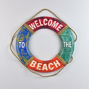 Bóia Welcome Beach 40 cm Color