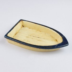 Petisqueira Barco G em Cerâmica