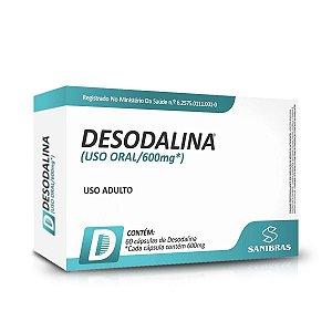 Desodalina 60 Caps - Sanibras
