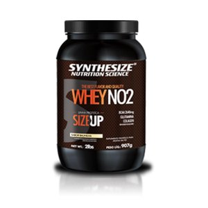 Whey NO2 907g - Synthesize
