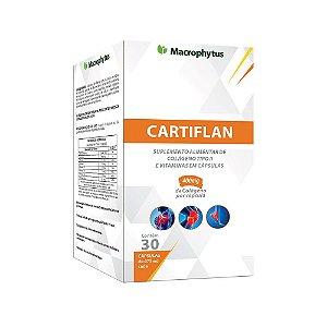 Cartiflan Colágeno tipo II 30Caps - Macrophytus