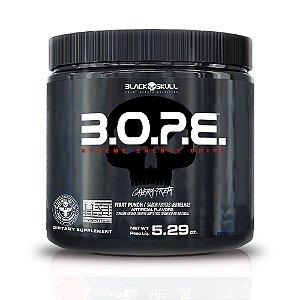 Pré-treino B.O.P.E 300G - Black Skull