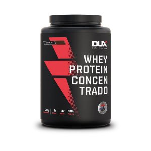 Whey Protein Concentrado 900G - Dux