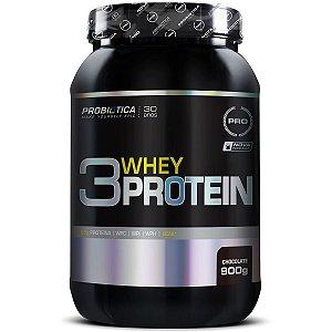 3 Whey Protein (900g) / Probiótica