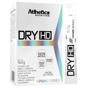 Dry HD (20 Sticks) / Atlhetica