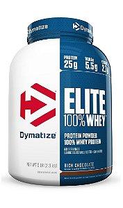 Elite Whey (5Lbs) / Dymatize