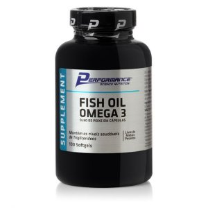 Fish Oil Omega 3 (100 caps) / Performance
