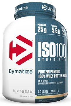 ISO 100 (5Lbs) / Dymatize