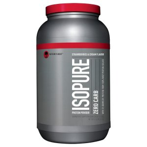 Isopure Zero Carb (1,3Kg) / Nature's Best