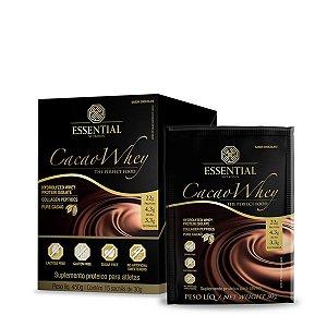 Cacao Whey (450g / 15 sachês com 30g) / Essential