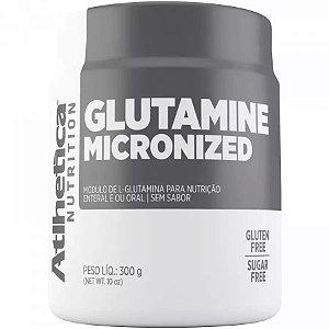 Glutamina Micronized (300g) / Atlhetica