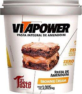 Pasta de Amendoim (1,005kg) / Vitapower
