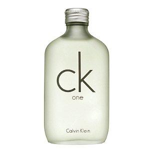 Perfume Ck One Calvin Klein - Perfume Unissex - EDT  100ml